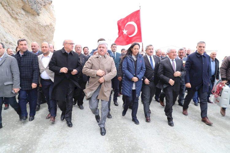 Samandağ-Arsuz turizm yolu tanıtıldı