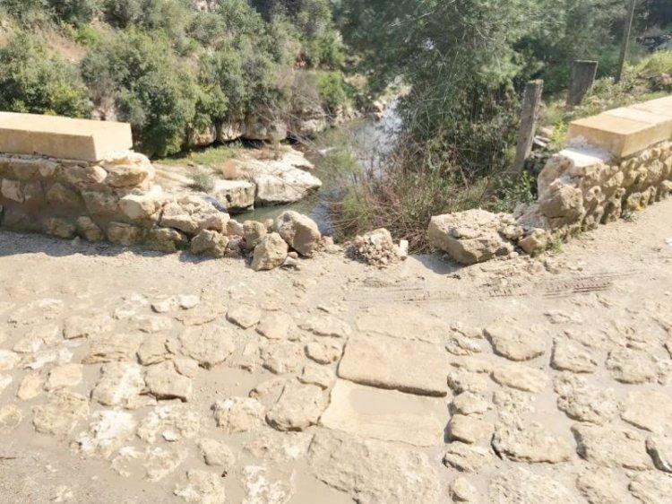 Tarihi köprü onarımı için gerekli izinler çıktı